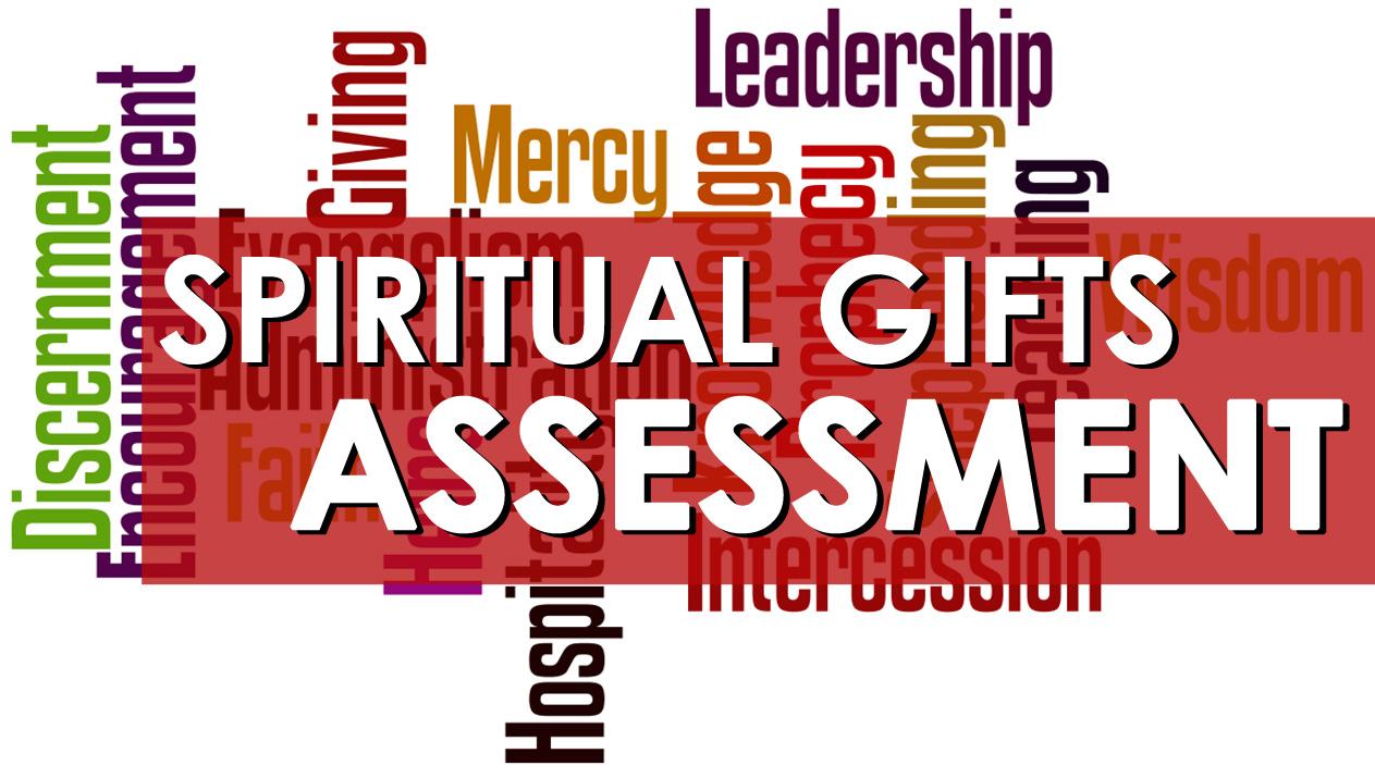 Spiritual Gift Assessment